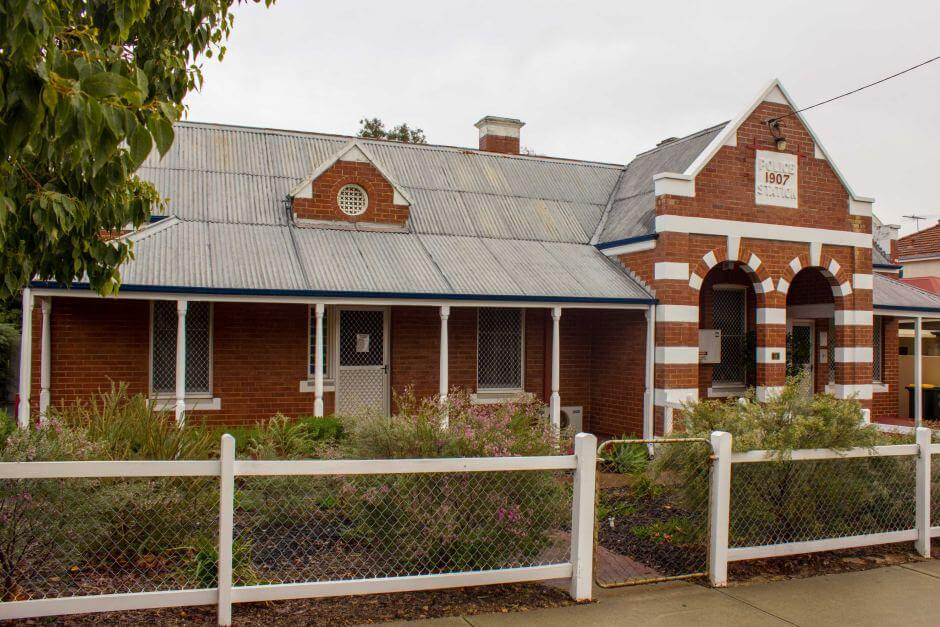 Old North Perth Police Station