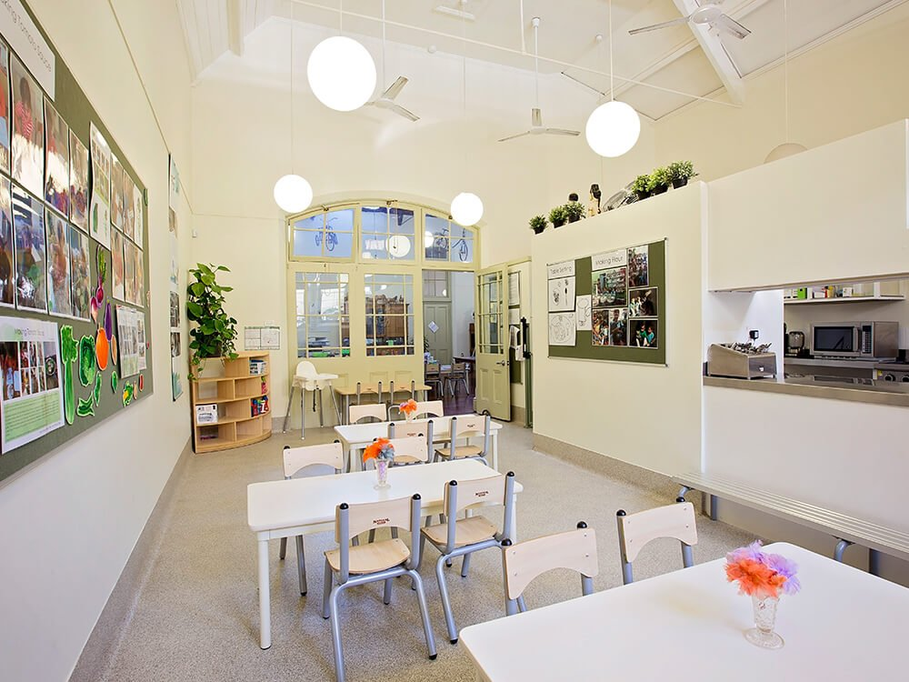 North Fremantle Dining Area