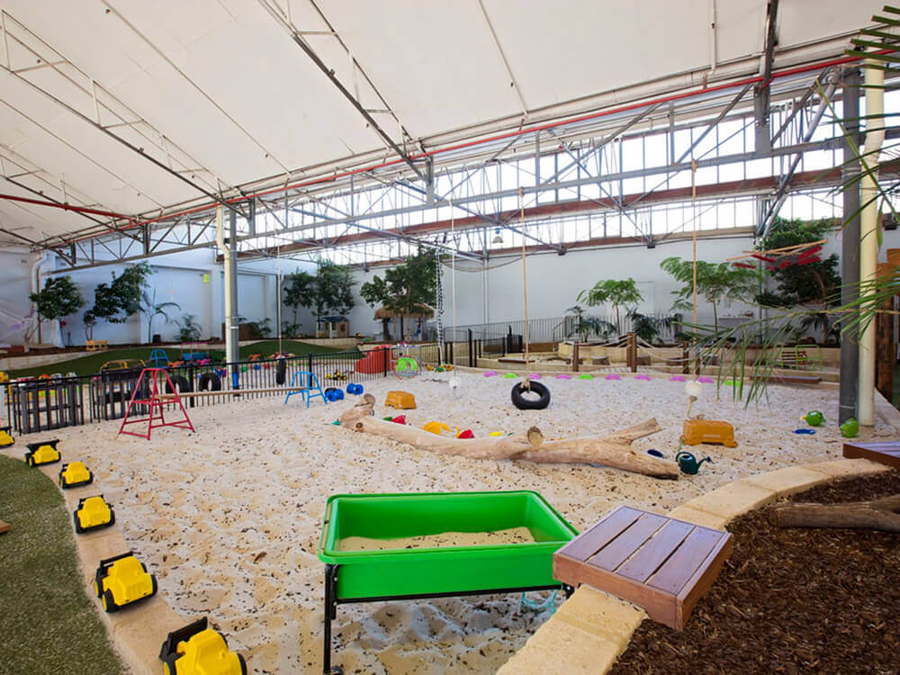 West Leederville All-Weather Playspaces