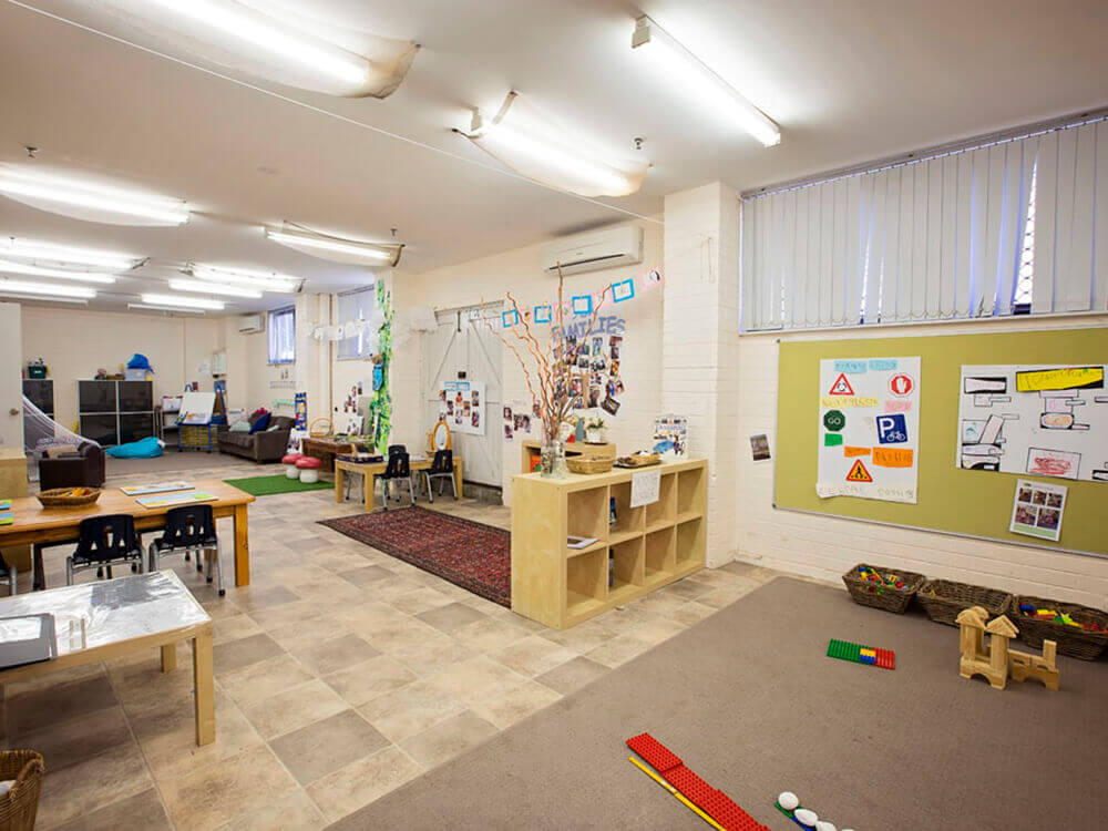 West Leederville Four Year Old Kindy Room
