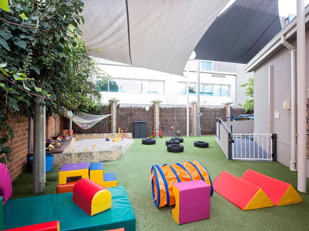 Subiaco Babies Outdoor Playspace