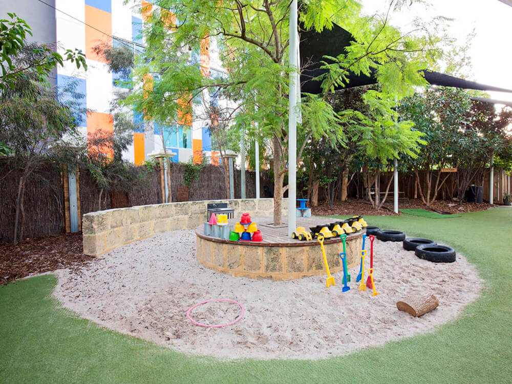 Subiaco Kindy Outdoor Playspace