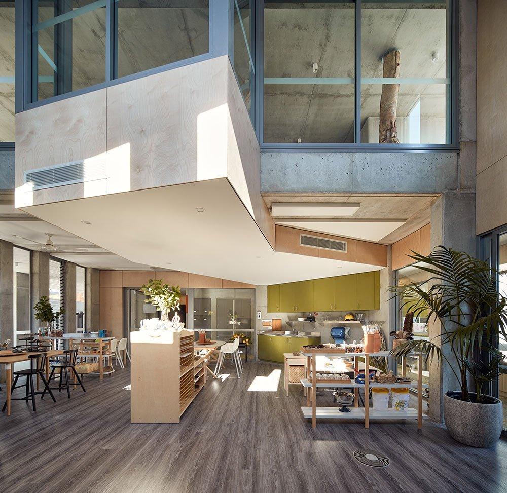 North Perth SOEL - Studio and Bibool window