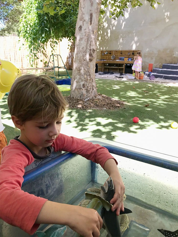 SOEL Nedlands 3-Yr-Old Kindy (Bilbies) Outdoor Playspace