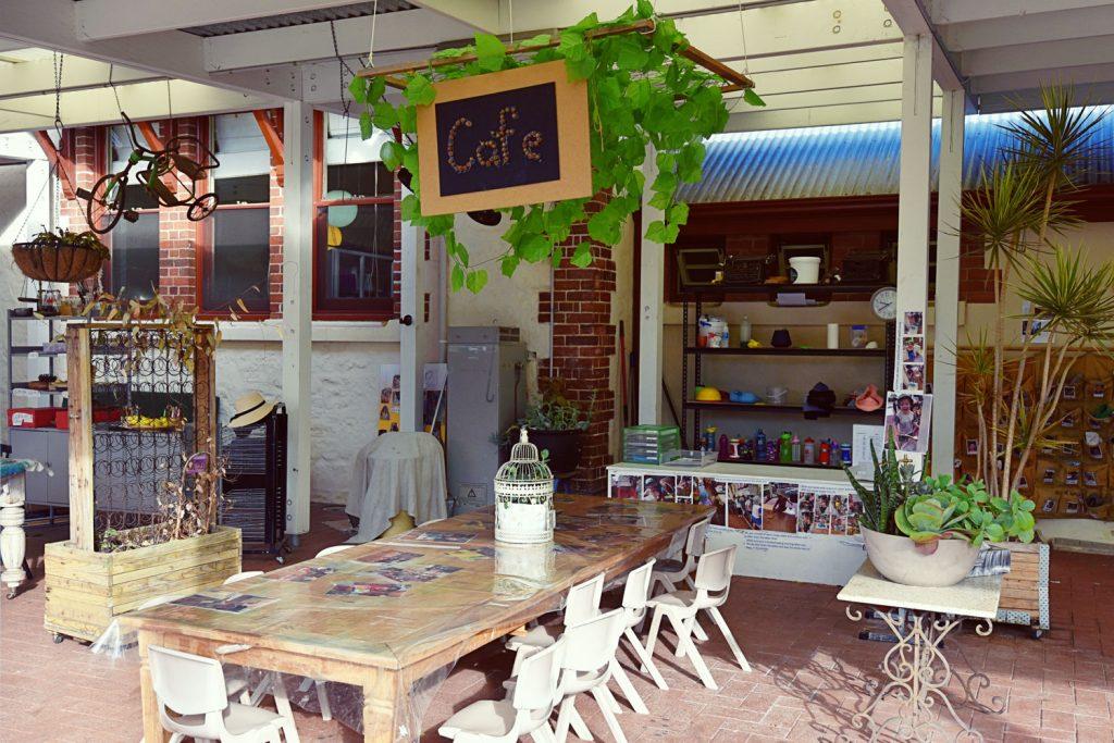 North Fremantle SOEL Outdoor Area