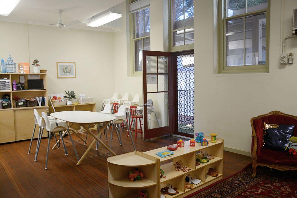 North Fremantle SOEL Babies Room
