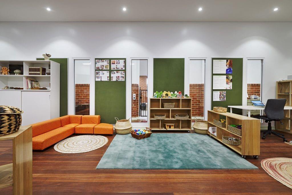Como Toddler (Talbot) Room